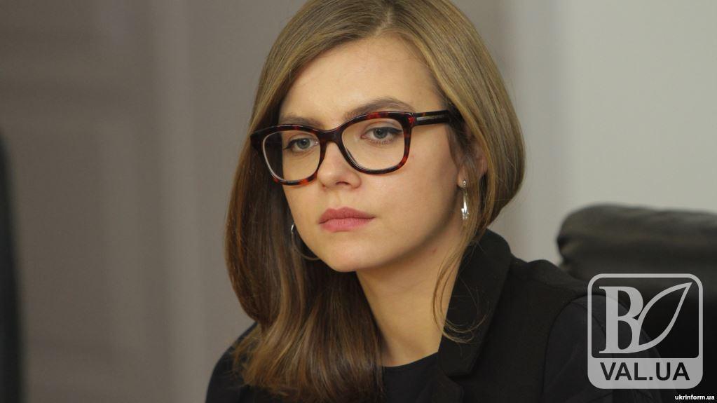 Заступниця Авакова, яка родом з Чернігівщини, звільнилась за власним бажанням