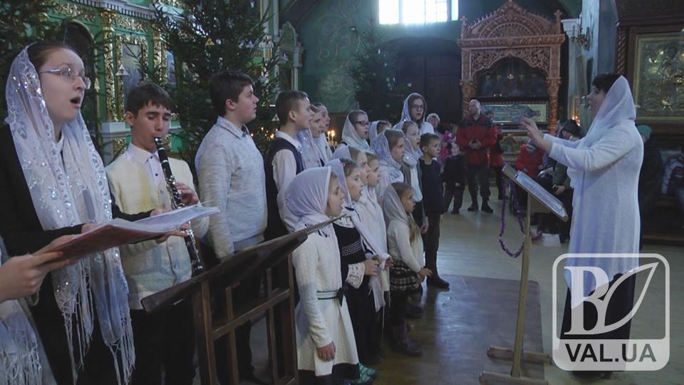 «Різдво Христово славимо»: у Чернігові відбувся сьомий щорічний  різдвяний концерт. ВІДЕО