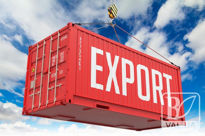 Чернігівська область посіла друге місце в країні за обсягом експорту