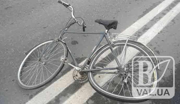 У Городні чоловік помер з велосипедом в руках