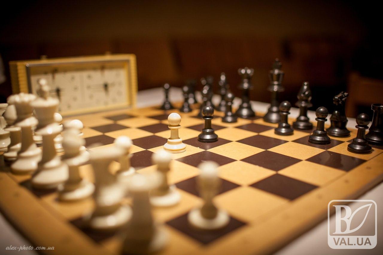 У Чернігові відбувся чемпіонат зі швидких шахів