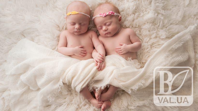 Чернігівка за народження двійні отримає 30 тисяч гривень