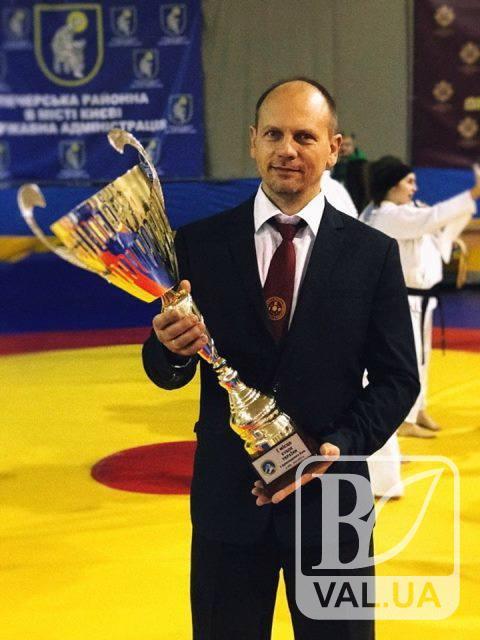 Чернігівському тренеру присвоєно звання заслуженого