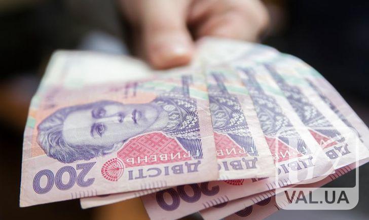 Зарплата чернігівців за рік зросла на 41%
