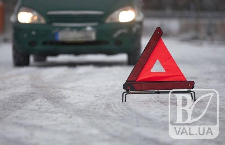 В ДТП на Чернігівщині постраждала 3-річна дитина