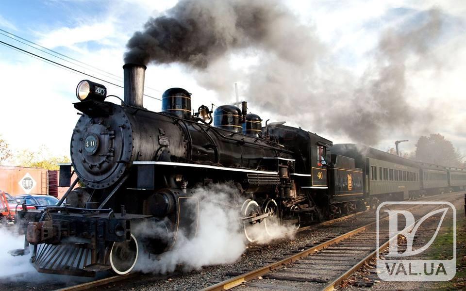 На Чернігівщині відкриють унікальний залізничний музей