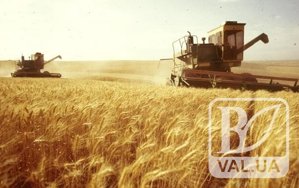Аграрії Чернігівщини перевершили минулорічні показники зі збору зерна
