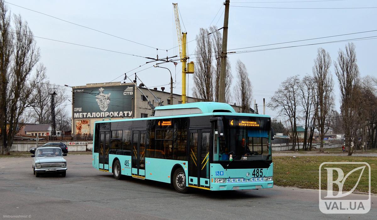 Рішення про надання кредиту для покупки нових тролейбусів буде прийнято в березні