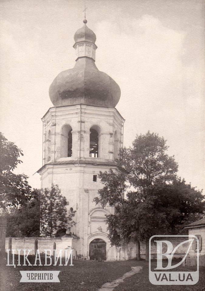 Надбрамна дзвіниця Єлецького монастиря — найстаріша висотна дзвіниця на Лівобережній Україні