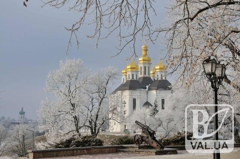 У Чернігові незабаром з'явиться новий образ Покрови Богородиці, захисниці українського воїнства. ФОТО