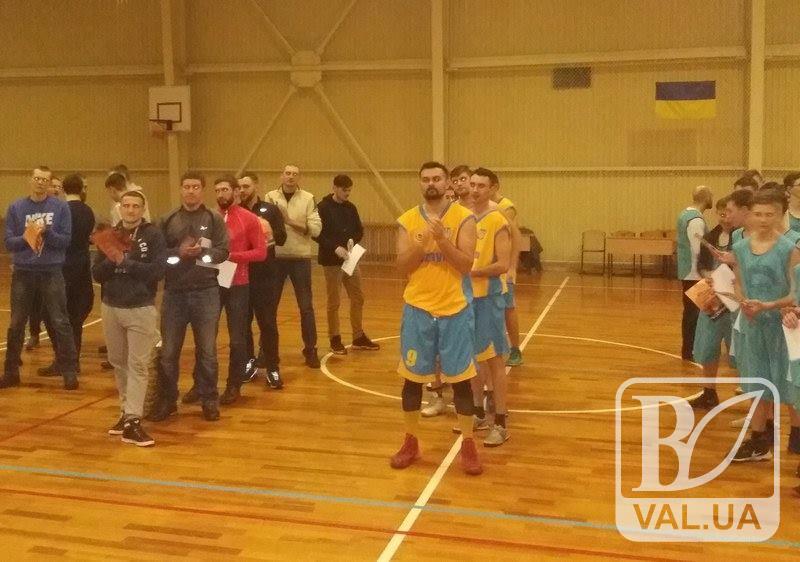 Ніжинські баскетболісти виграли турнір у Конотопі