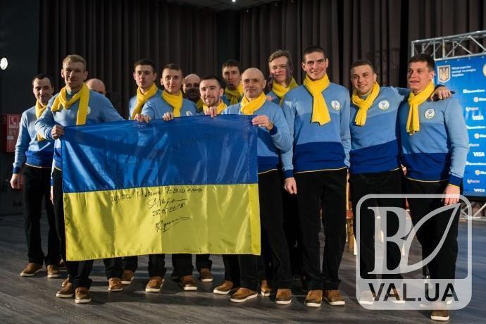 Двоє спортсменів з Чернігівщини увійшли до складу параолімпійської збірної