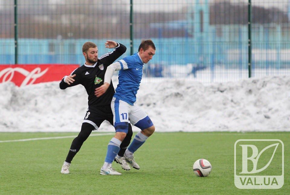 Денис Галенков продовжив контракт з «Десною»