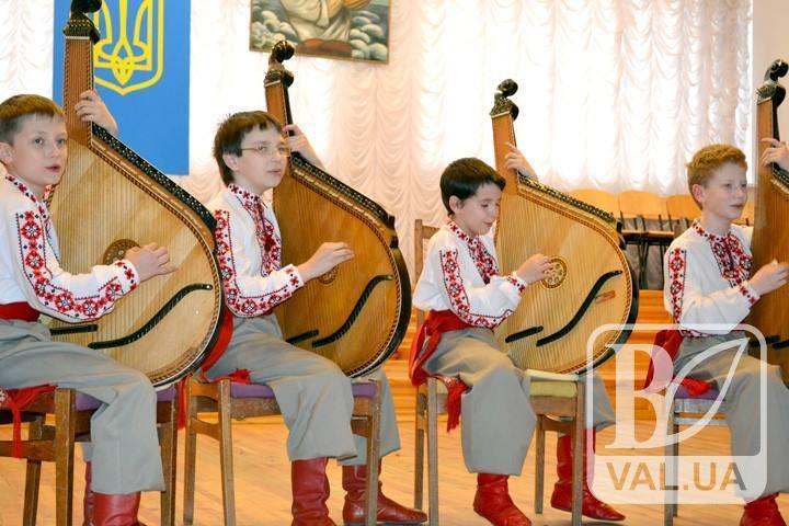 У Чернігові зберуться юні бандуристи з 10-ти областей України