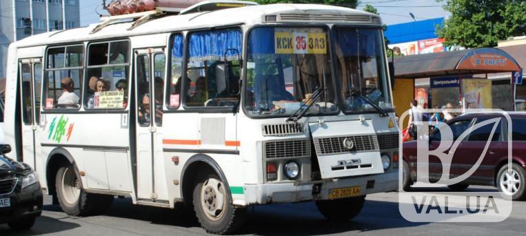 Водії тікають, маршрутки ламаються: в Управлінні транспорту надали відповідь щодо «нестерпного» 35-го маршруту
