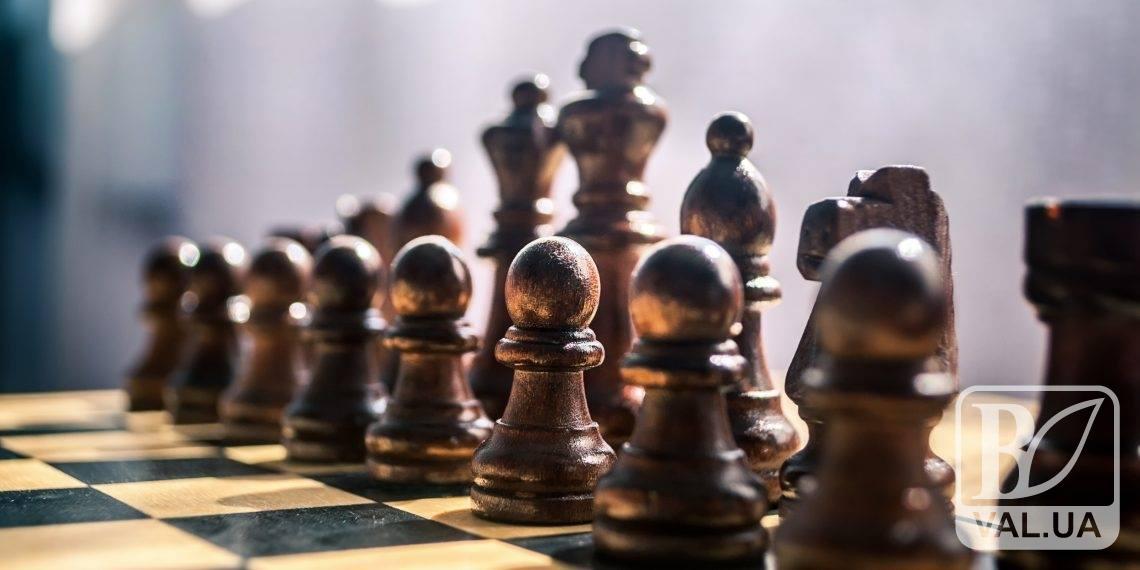 Чернігівець здобув три медалі на чемпіонаті України з шахів