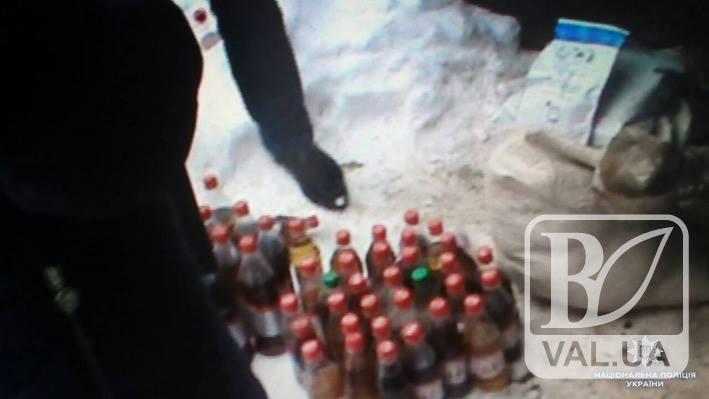 На Чернігівщині поліція викрила кустарного виробника наркотиків