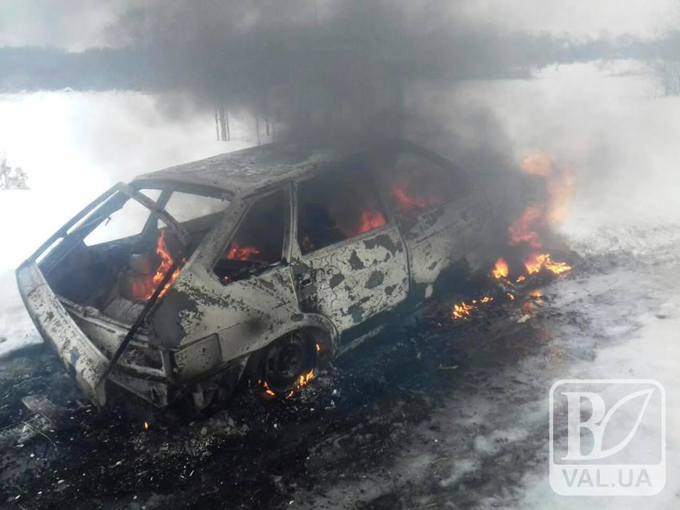 У Чернігівській області в період свят було залучено 139 рятувальників та 52 одиниці техніки. ФОТО