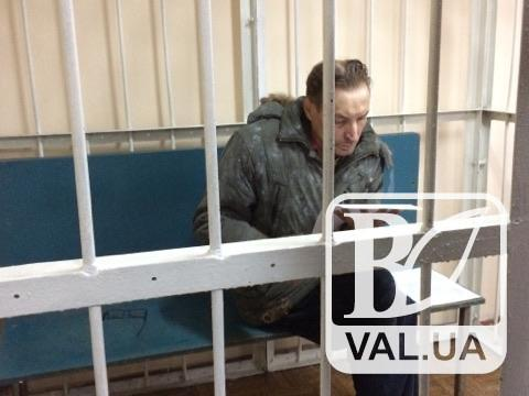 Чернігівець, який з сокирою напав на співробітницю прокуратури, утримується у психлікарні