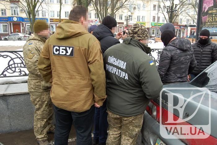 Чернігівець організував банду торгівців зброєю, до якої входили співробітники поліції. ФОТО