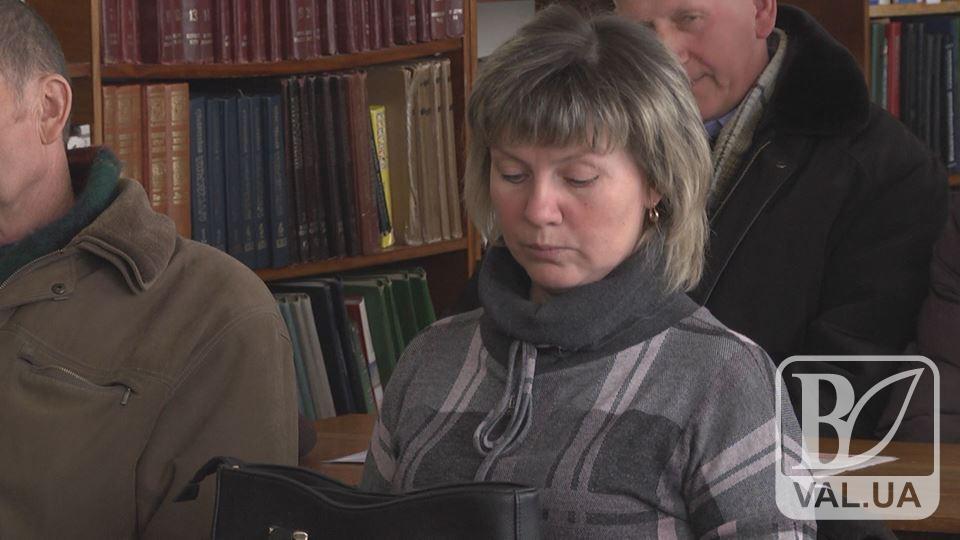 На Чернігівщині депутатку від «Батьківщини» виключили з партії. ВІДЕО