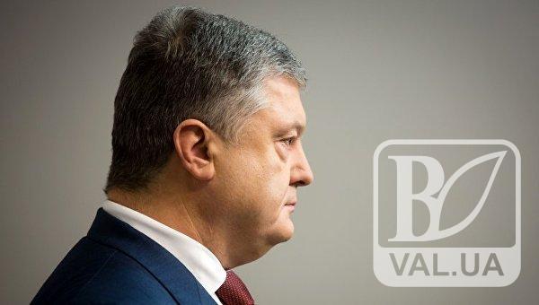 Порошенка звинуватили в геноциді українців