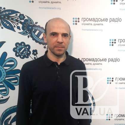 Бізнесові інтереси міського голови Чернігова проникли в усі місцеві сфери, - Олександр Гашпар