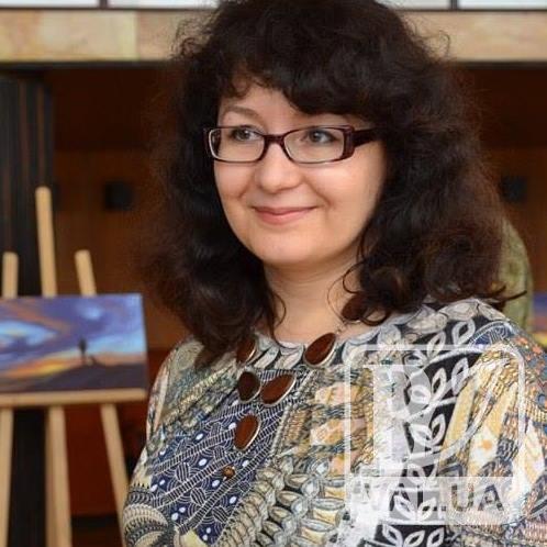 В Чернігові відкрилась виставка Беати Куркуль. ФОТО
