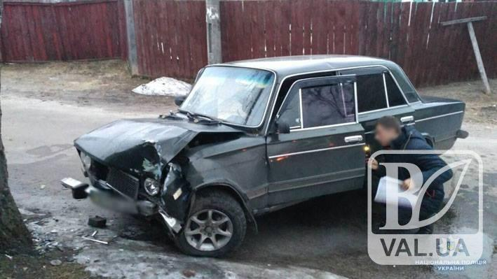На Чернігівщині хлопець у власний день народження викрав і розбив автомобіль