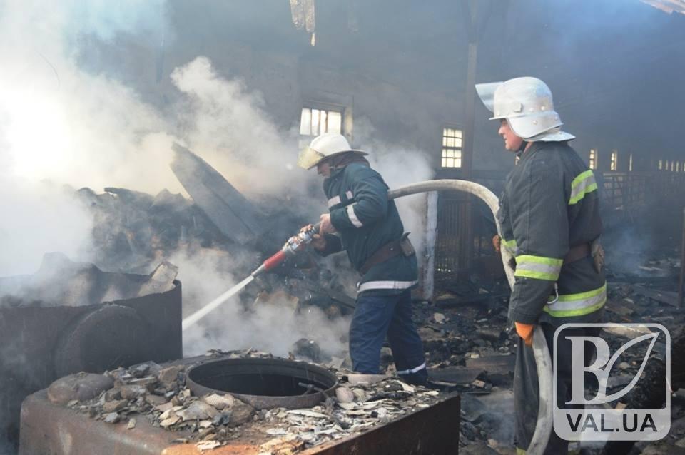 На Чернігівщині вогнеборці упродовж останніх трьох діб ліквідували 72 пожежі. ФОТО