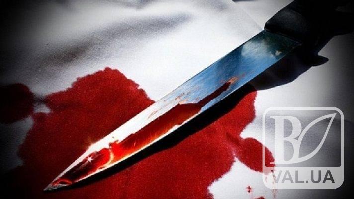 На Чернігівщині розкрили два факти нанесення ножових поранень