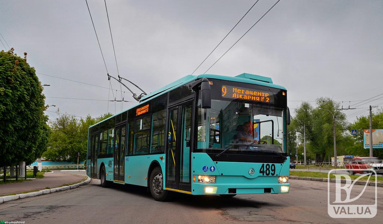 Атрошенко прокоментував ціни на нові тролейбуси