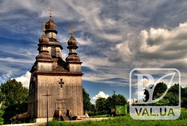 На Чернігівщині може зникнути 300-річна церква та легендарна садиба 17 ст.