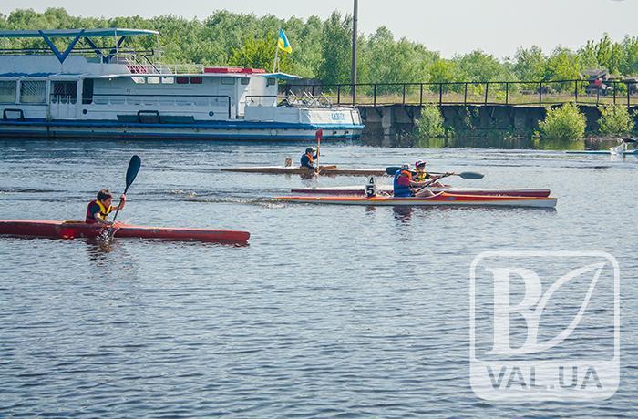 У Чернігові відбувся Кубок області з веслування в пам'ять про Анатолія Кошарнова. ФОТОрепортаж