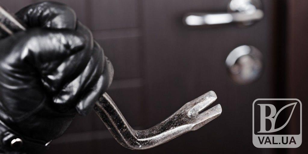 У Ніжинському районі злодії винесли з нежилого будинку півцентнера металевих виробів