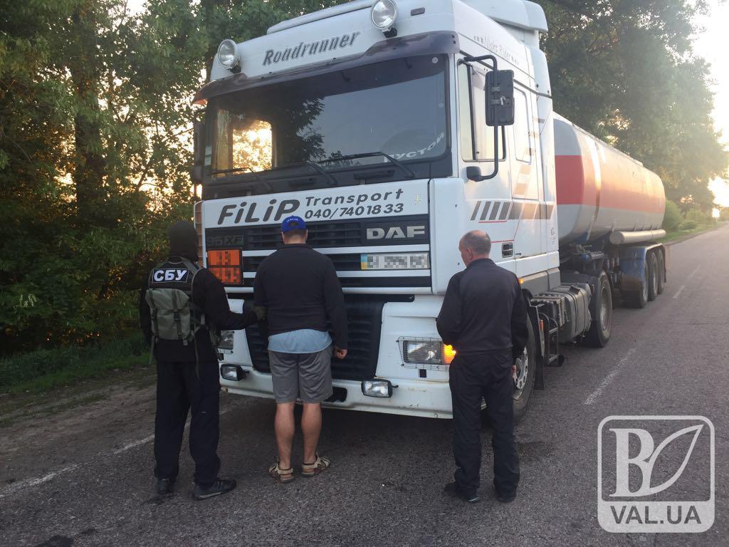 На Чернігівщині дільці перекачали майже 36 тонн державної нафти. ФОТО