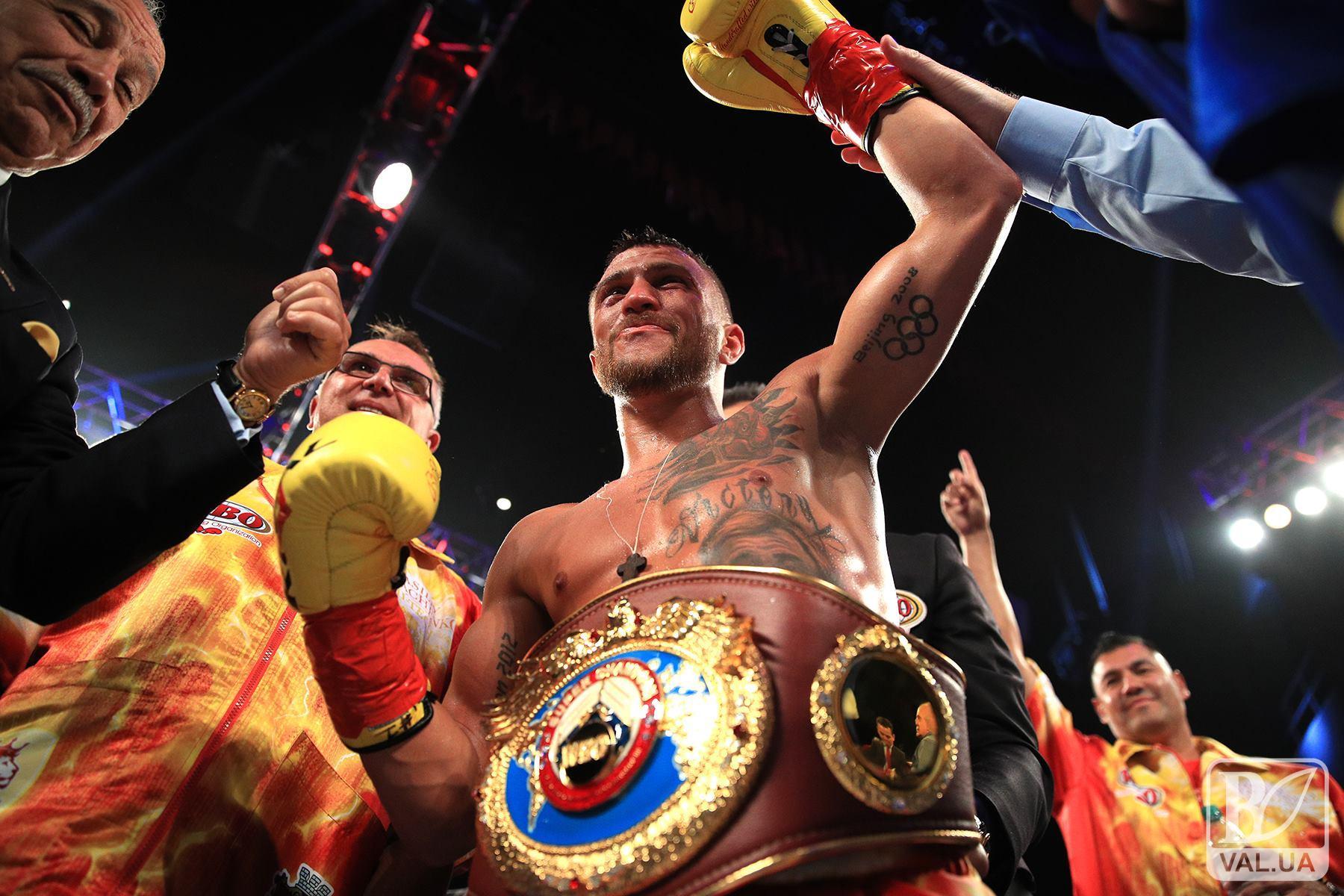 Український боксер Ломаченко піде за «скальпом» венесуельця