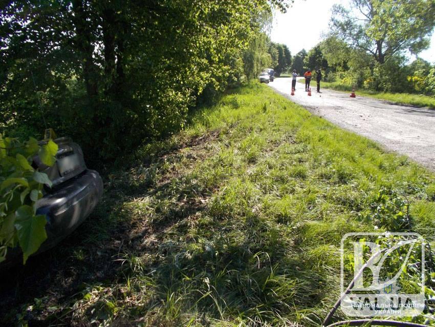 У моторошному ДТП на Чернігівщині загинула ціла родина. ФОТО