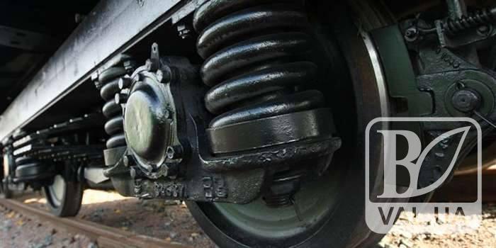 На Чернігівщині потяг насмерть збив людину