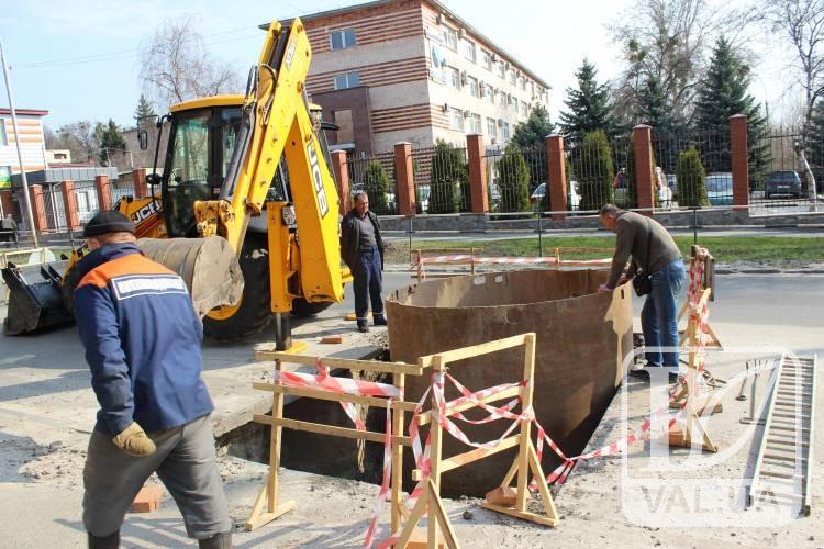 Відтепер чернігівців докладніше інформуватимуть щодо проведення будівельних робіт у місті