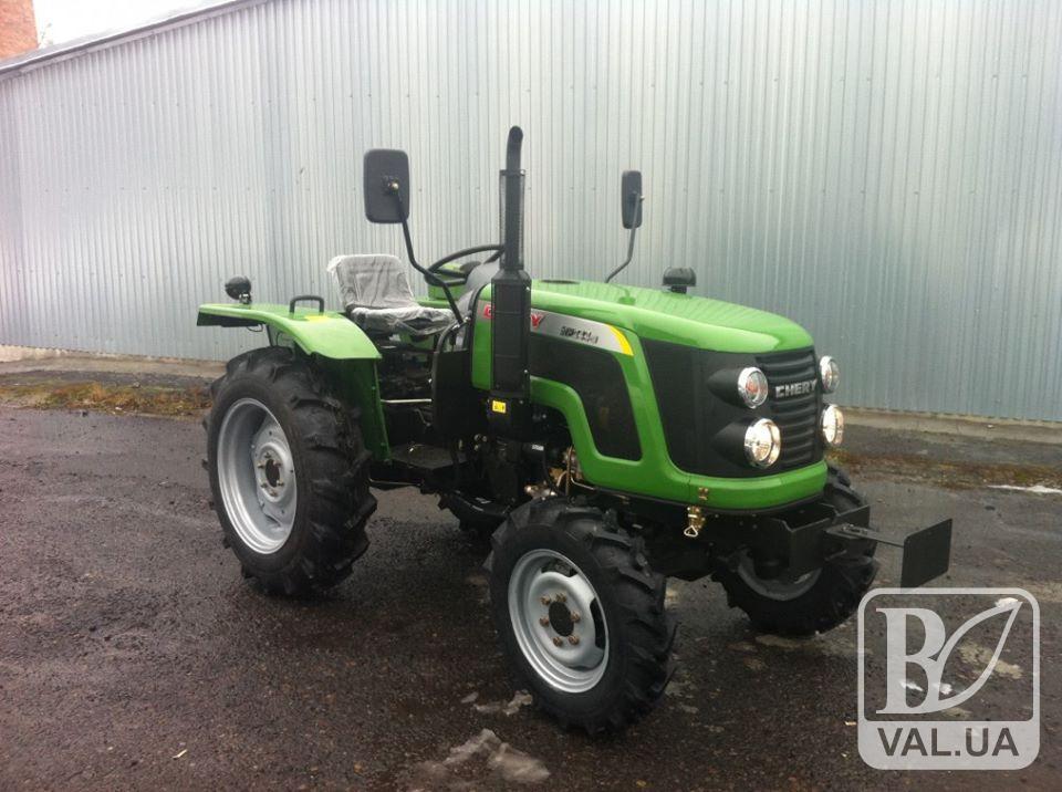 На Варвинщині жінка купила фейковий міні-трактор за 33 тисячі гривень