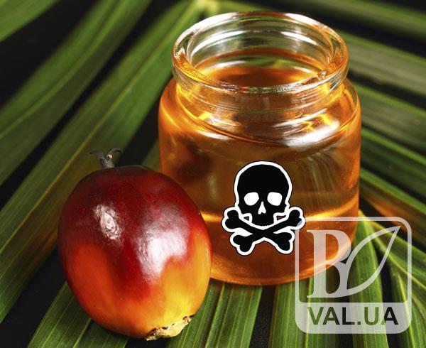 В Україні заборонили використання пальмової олії у виробництві харчових продуктів
