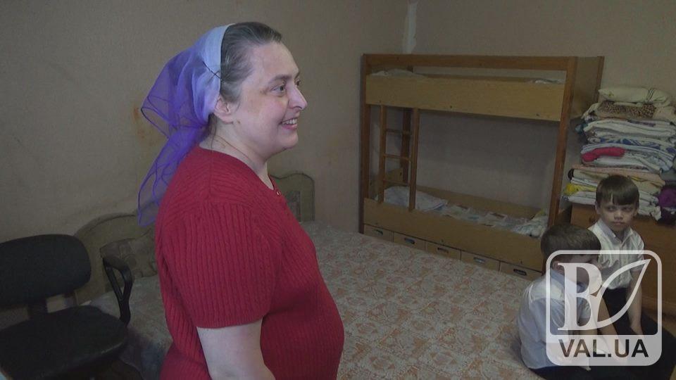 Їх десятеро в сім'ї – чернігівська багатодітна родина мріє про власний будинок. ВІДЕО