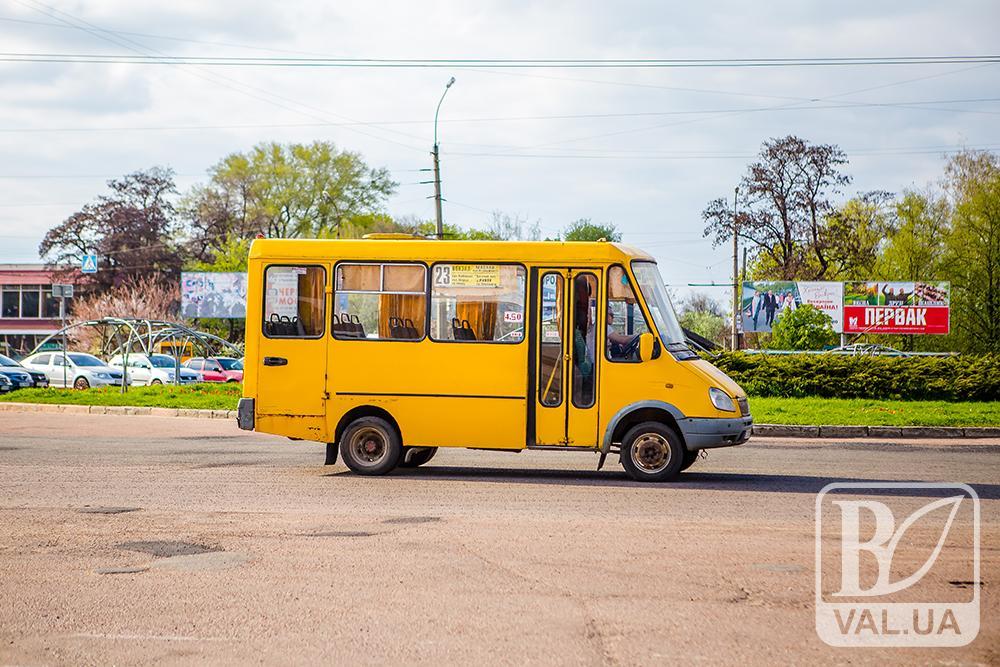У Чернігові 5 автобусних маршрутів чекають на перевізника