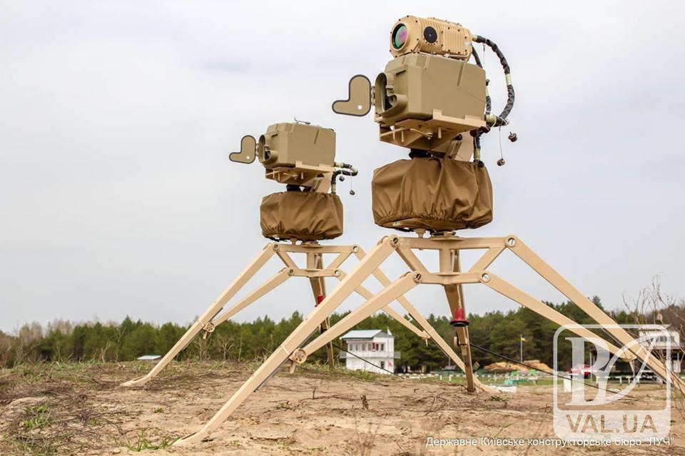 На Чернігівщині пройшов фінальний етап випробувань протитанкового керованого ракетного комплексу «СКІФ». ФОТО