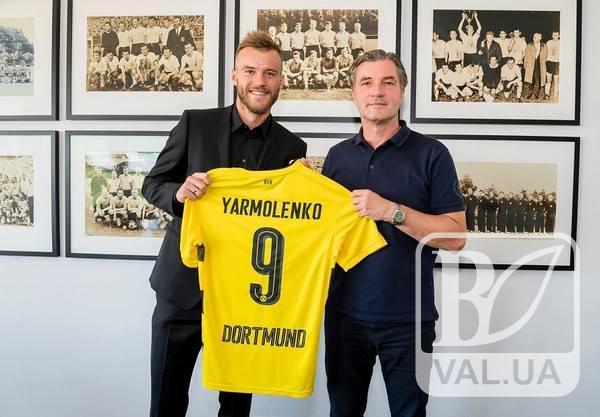 «Динамо» зажадало надання доказів, що Ярмоленко дійсно вихованець чернігівської «Юності»
