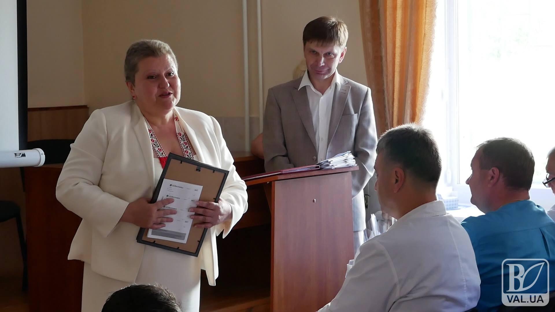 Чернігівські медики врятували життя одному з керівників області