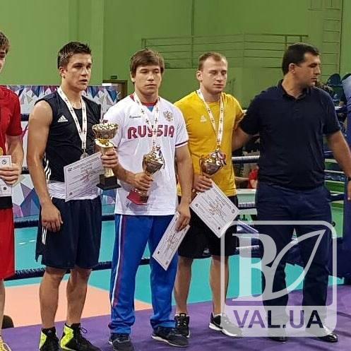 Чернігівські боксери з Тбілісі привезли не одну перемогу. ФОТО