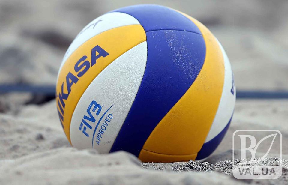 Завтра на «Золотому» відбудеться Чемпіонат України з пляжного волейболу з чималим призовим фондом