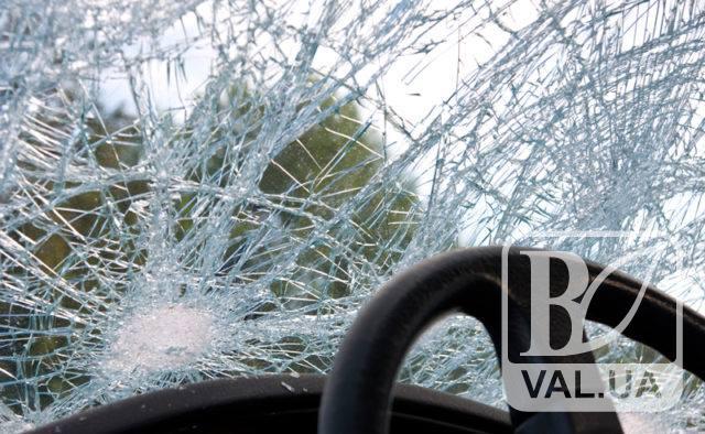 На Хлібопекарській водій «Шевроле» збив пішохода